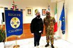 Emergenza coronavirus, il presidente della Regione Calabria incontra il generale Tota
