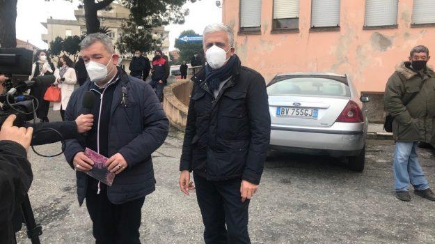 Basso profilo Catanzaro, Lorenzo Cesa, luigi de magistris, Sicilia, Politica