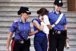 Droga a Benestare, un affare di famiglia: condannati madre e due figli