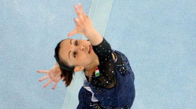 ginnastica artisrica, olimpiadi, Tokyo 2020, Sicilia, Sport
