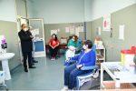Coronavirus, iniziata la vaccinazione a Crotone