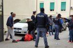 Rissa tra migranti a Sant'Antonio
