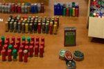 Caronia, deteneva illegalmente armi e munizioni. In manette un 19enne