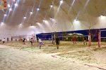 Chiuso campo beach tennis a Gravina di Catania: 20 sanzioni. Bar e spogliatoi funzionanti