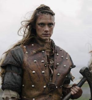 Vichinga e poliziotta, Alfhildr (Krista Kosonen)