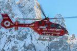 Frana a Bolzano: albergo parzialmente distrutto