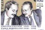 La Sicilia sui francobolli - Repubblica 1996-2002