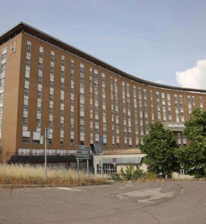 L'ospedale di Montichiari