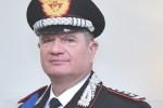 Il generale Cavallo in visita al Comando Legione Carabinieri Calabria