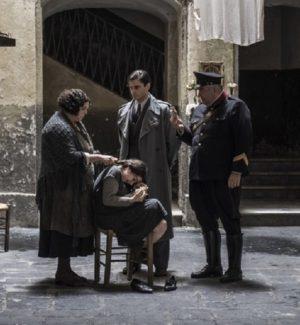 """Lino Guanciale è Luigi Alfredo Ricciardi, l'investigatore con un """"dono"""""""