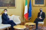 """Conte: """"Serve che l'Italia rialzi la testa, adesso un Governo serio"""""""