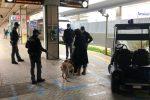 Controlli a tappeto nelle stazioni ferroviarie siciliane: due denunce a Messina