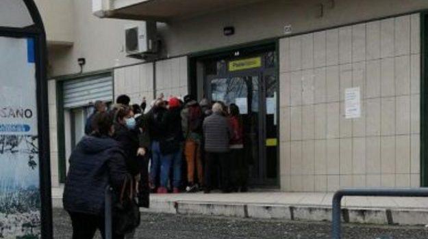 consigli, file, poste italiane, Calabria, Società