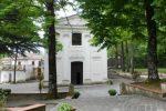 Il santuario della Madonna delle Cappelle a Laino Borgo