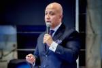 Il presidente del comitato provinciale Csen di Catanzaro, Francesco De Nardo