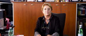 La dirigente del liceo classico Galluppi di Catanzaro, Elena De Filippis