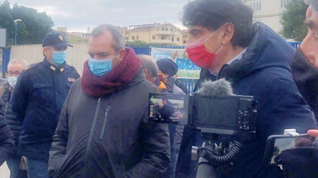 regionali calabria, tour, Carlo Tansi, luigi de magistris, Calabria, Politica