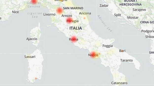 down, tim, Sicilia, Economia