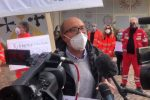 Personale 118 senza indennità, scatta la protesta a Catanzaro - VIDEO
