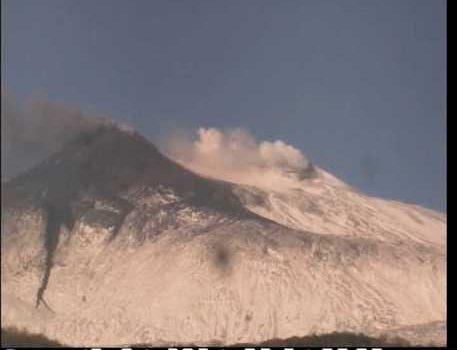 eruzione, etna, vulcani, Sicilia, Cronaca