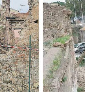 Crolla l'antica fornace di Patti Marina. Italia Nostra lancia un Sos sull'edificio