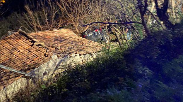 incidente, Cosenza, Cronaca