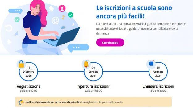 guida, iscrizioni online, scuola, Sicilia, Cronaca