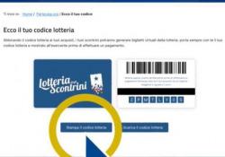 Lotteria degli scontrini al via dal 1° febbraio: ecco come funziona Il video tutorial su come ottenere il codice lotteria - Corriere Tv