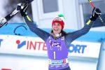 Sci, Marta Bassino trionfa nella gara di Kranjska Gora