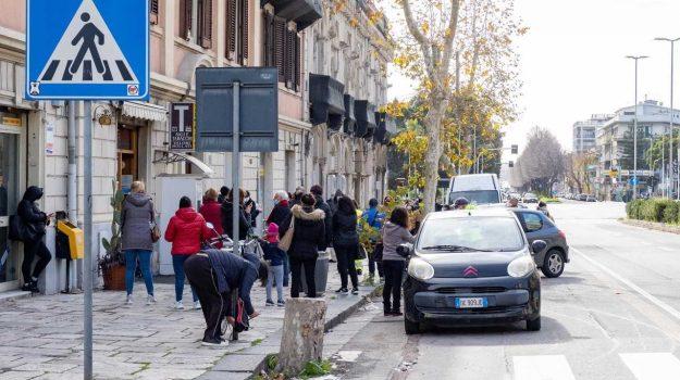messina, negozi, zona rossa, Messina, Cronaca