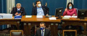 La seduta del Consiglio comunale di Messina