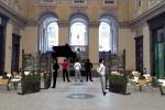 Il rendering della Galleria Vittorio Emanuele a Messina
