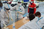 Coronavirus, screening con tamponi rapidi per le baraccopoli di Messina