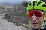 Nibali a Messina, Capodanno in bici sul Kalfa