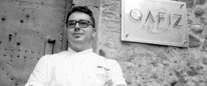 Qafiz: il ristorante di chef Nino Rossi a S. Cristina d'Aspromonte