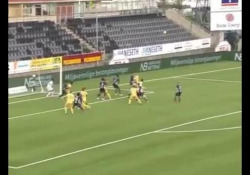 Norvegia, segna con un missile da 30 metri Un gol di precisione e potenza: l'ha segnato Marius Lode, giocatore del Bodo Glimt squadra del campionato norvegese - Dalla Rete