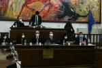 La seduta del Consiglio comunale di Polistena