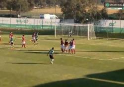 Portogallo, la punizione telecomandata di Camacho Il ventenne è uno dei giovani promettenti delle giovanili dello Sporting Lisbona - Dalla Rete