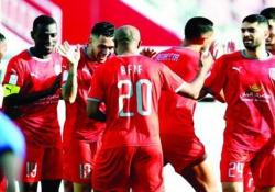 Qatar, segnano 6 gol in 19 minuti L'Al Duhail, squadra del campionato del Qatar, ha segnato sei gol in casa in appena 19 minuti - Dalla Rete