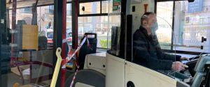 Un autobus di Reggio Calabria
