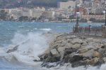 Reggio, lavori per la messa in sicurezza del tratto costiero danneggiato dal maltempo a Bocale