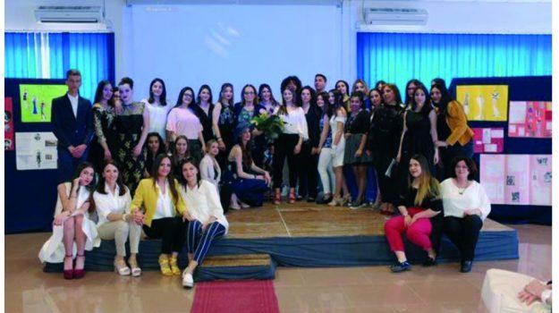 corso moda, Panella_vallauri, reggio calabria, Anna Nucera, Flavia Amato, Raffaella Imbrìaco, Reggio, Cultura