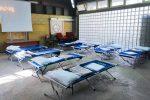 """Reggio, emergenza freddo: attivo il rifugio per senzatetto. Delfino: """"Al fianco dei deboli"""""""