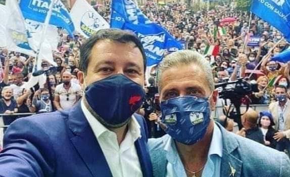 lega, prima riunione, segreteria politica nazionale, Matteo Salvini, Roy Biasi, Reggio, Politica
