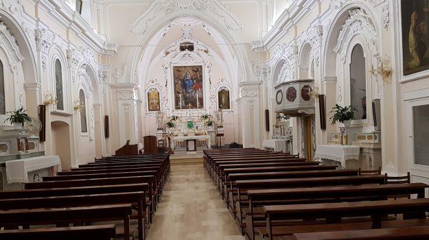 chiesa, furto, scalea, Andrea Massari, Giacomo Benvenuto, Giacomo Perrotta, Cosenza, Cronaca