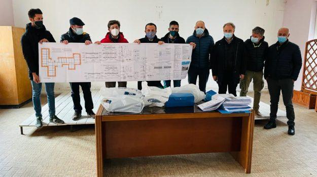 adeguamento sismico, scuola paino, Messina, Cronaca
