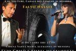 La voce di Silvia Mezzanotte, le parole di Elio Crifò: il concerto di ieri sera a Messina. IL VIDEO