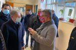 Spirli e Orsomarso visitano il 118 di Cosenza: spina dorsale del nostro sistema - VIDEO