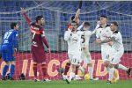 Coppa Italia, passa lo Spezia e incubo Roma (che sbaglia anche le sostituzioni: 6!)
