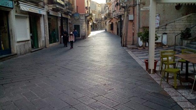 deserta, economia in tilt, taormina, Pietro D'Agostino, Messina, Economia